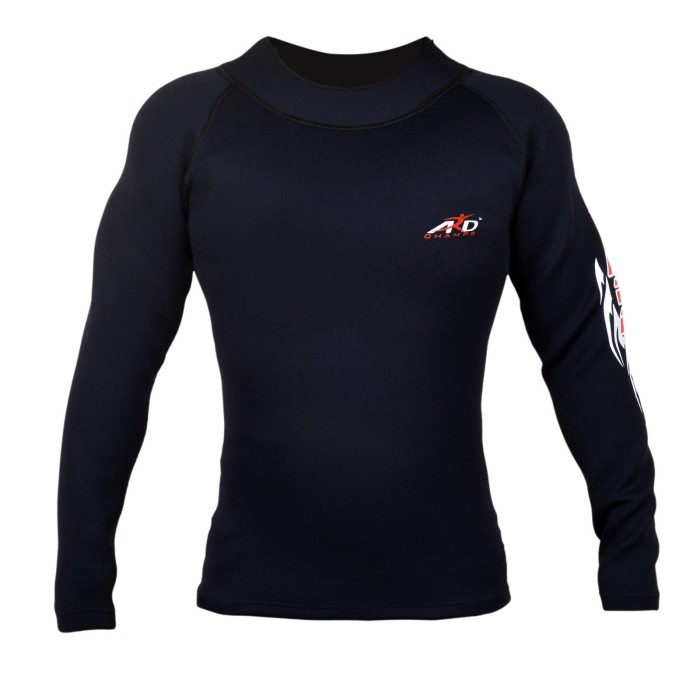 ARD Heavy Duty Neoprene Sweat Shirt Rash Guard