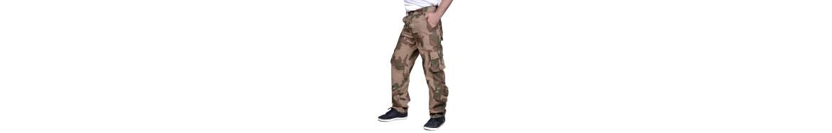 Cargo Army Trousers